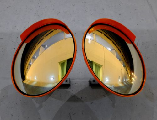 All About Convex Mirrors