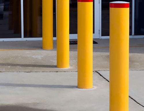 All About Metal Bollards