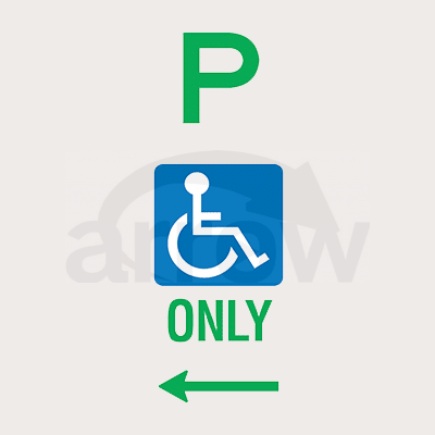 left arrow sign