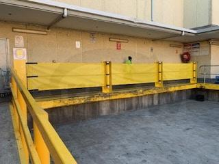 Loading Dock Safety Installations for Castle Towers Shopping Centre NSW