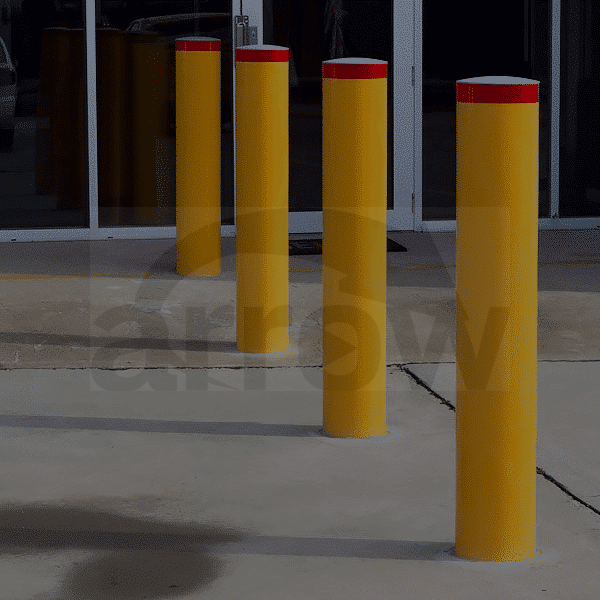 Bollards for Security