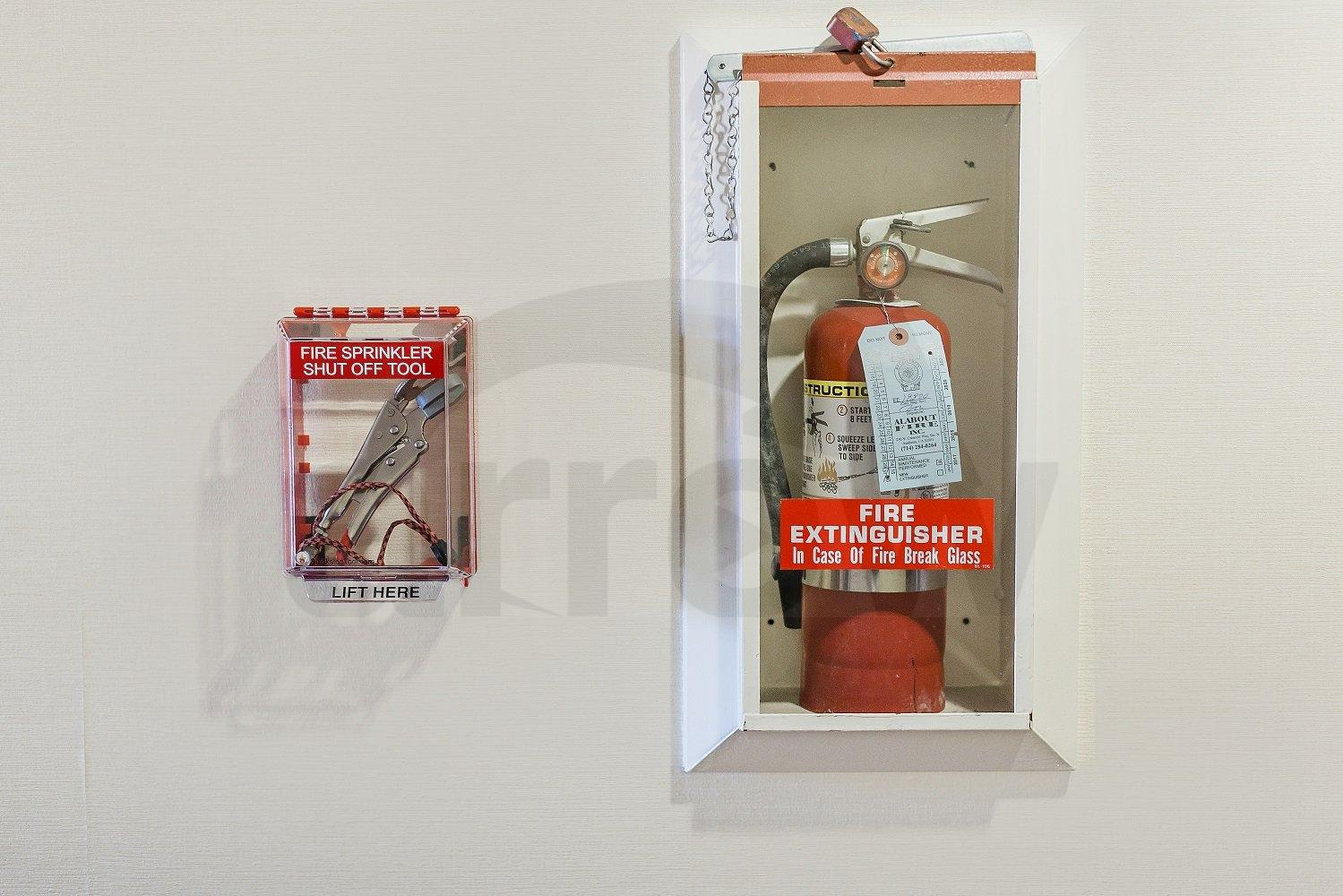 Commercial Fire Extinguisher