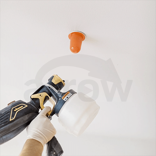 Fire Sprinkler Paint Covers