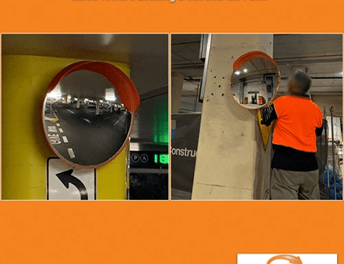 Convex Mirrors Sale and Installations